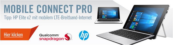Weitere Infos zu HP Mobile Connect Pro