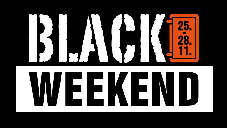 Satte Rabatt auf Markentechnik zum Black Weekend bei Cyberport