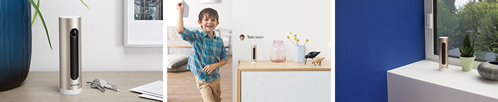 Zur Netatmo Welcome Smart-Home-Kamera