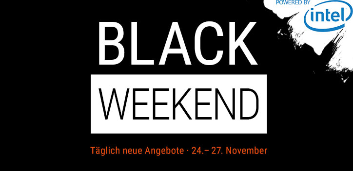 Zu unseren Black Weekend Deals
