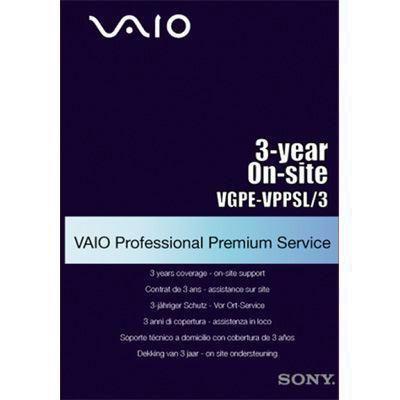 Sony VAIO Professional 3 Jahre Premium Vor-Ort-Service NBD VGPE-VPPSL/3