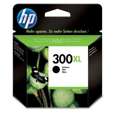HP 300XL Tintenpatrone schwarz (CC641EE)