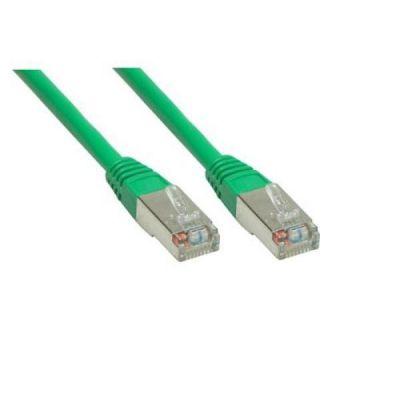 Good Connections Good Conenctions Patch Netzwerkkabel RJ45 CAT6 250MHz 5m grün