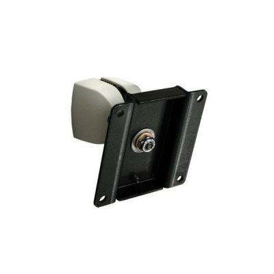 Ergotron  100 Series Pivot Single - Befestigungskit ( ein Gelenk ) für Flat Panel - Grau, Schwarz - Wandmontage möglich