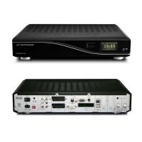 Dreambox DM 8000 HD PVR Linux-Satelliten-Receiver, schwarz