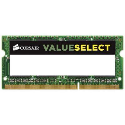 Corsair 2GB  ValueSelect DDR3-1066 CL7 (7-7-7-20) RAM SO-DIMM Speicher
