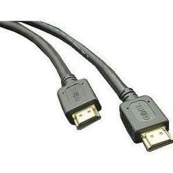 G&BL HDMI Kabel 1.4 High Speed mit Gold-Stecker 3D fähig 1,5 m  Bild0