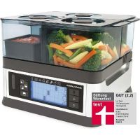 Morphy Richards Dampfgarer intellisteam 48780