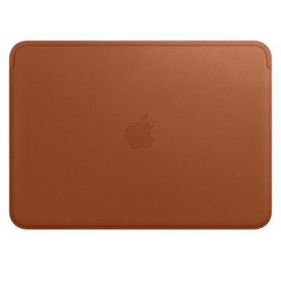 Apple 12´´ MacBook Lederhülle - Sattelbraun