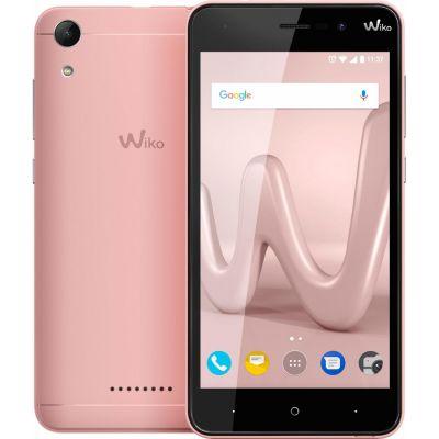 Wiko Lenny 4 Dual-SIM roségold Android 7.0 Smar...
