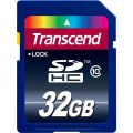 Transcend Ultimate 32 GB SDHC Speicherkarte (Class 10) Bild0