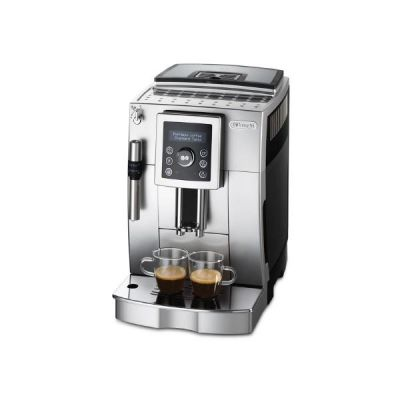 DeLonghi ECAM 23.420 SB Kaffeevollautomat silber schwarz