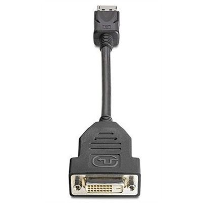 HP Display Port zu DVI-D Adapter (FH973AA)