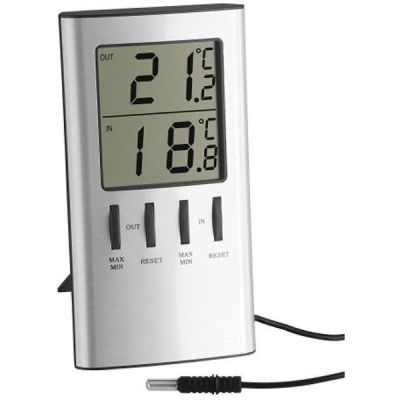 TFA  30.1027 Elektronisches Maxima/Minima Thermometer