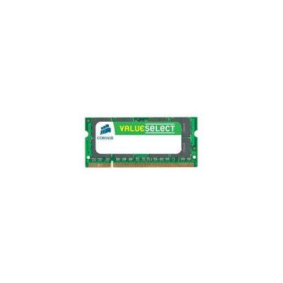 Corsair 2GB  ValueSelect RAM DDR3-1333 CL9 (9-9-9-24) SO-DIMM
