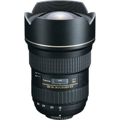 Tokina AT-X 16-28mm f/2.8 Pro FX Weitwinkel Zoom Objektiv...