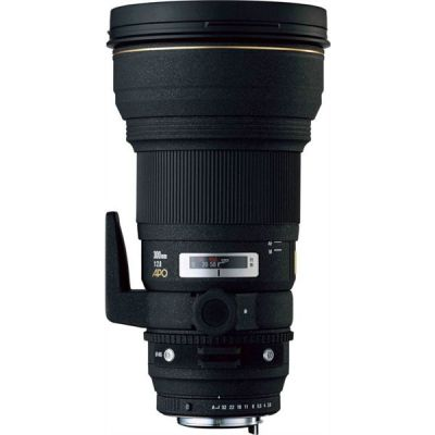 Sigma 300mm f/2.8 EX DG HSM Festbrennweite Tele Objektiv...