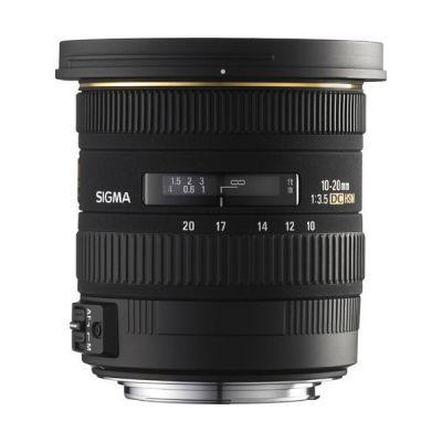 Sigma 10-20mm f/3.5 EX DC HSM Weitwinkel Zoom Objektiv für Canon