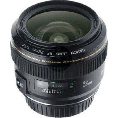 Canon EF 28mm f/1.8 USM Weitwinkel Objektiv