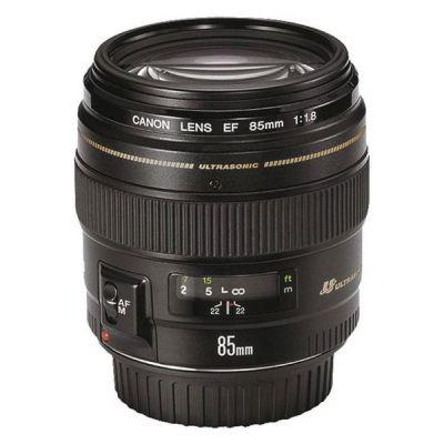 Canon EF 85mm f/1.8 USM Portrait Objektiv
