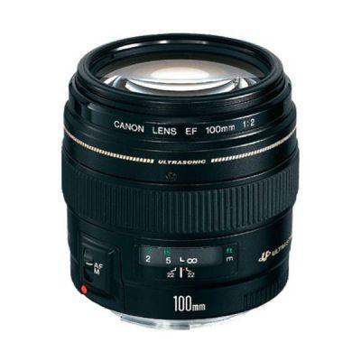Canon EF 100mm f/2.0 USM Portrait Objektiv
