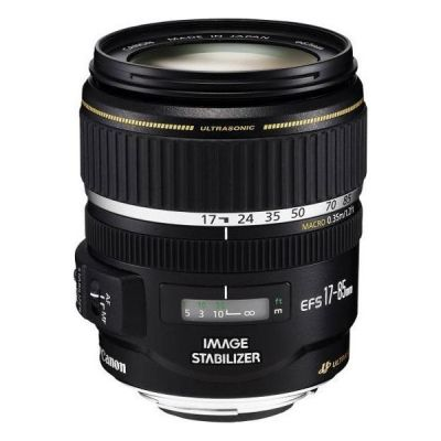 Canon EF-S 17-85mm f/4.0-5.6 IS USM