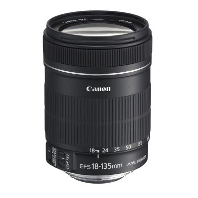 Canon EF-S 18-135mm f/3.5-5.6 IS Reise Zoom Objektiv