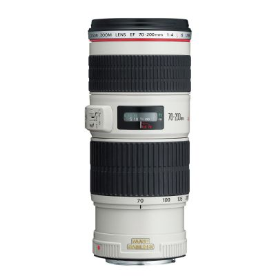 Canon EF 70-200mm f/4.0L IS USM Tele Zoom Objektiv