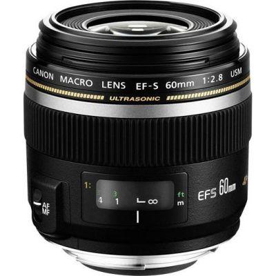 Canon  EF-S - Makro-Objektiv - 60 mm - f/2.8 USM -  EF-S