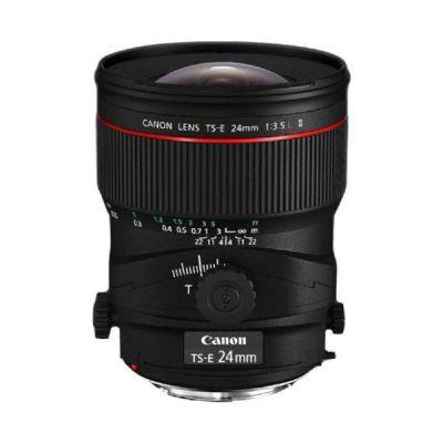 Canon TS-E 24mm F/3,5L II Weitwinkel Tilt Shift Objektiv...