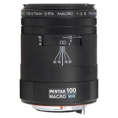 Pentax smc DFA 100mm f/2.8 WR Makro Objektiv