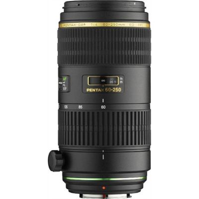 Pentax smc DA* 60-250mm f/4.0 ED SDM Tele Zoom Objektiv