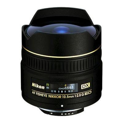 Nikon AF DX Nikkor 10,5mm f/2.8 G ED Weitwinkel Fisheye Objektiv