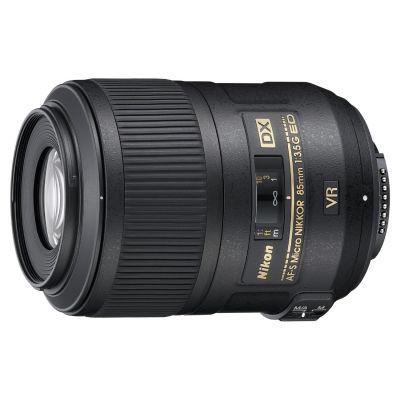 Nikon AF-S DX Micro Nikkor 85mm f/3.5 G ED VR Makro...