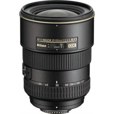 Nikon AF-S DX Nikkor 17-55mm f/2.8 G ED Standard Zoom...