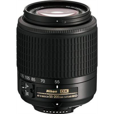 Nikon AF-S DX Nikkor 55-200mm F/4.0-5.6 G ED Tele Zoom Objektiv