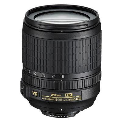 Nikon AF-S DX Nikkor 18-105mm 3.5-5.6G ED VR Reise Zoom Objektiv