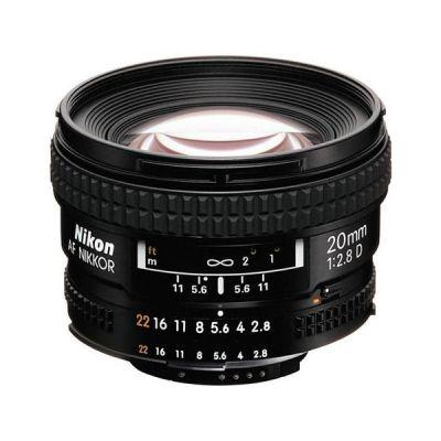 Nikon AF Nikkor 20mm f/2.8 D Weitwinkel Festbrennweite Objektiv