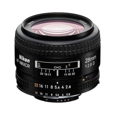Nikon AF Nikkor 28mm f/2.8 D Weitwinkel Festbrennweite Objektiv
