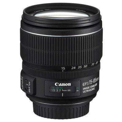 Canon EF-S 15-85mm 3.5-5.6 IS USM Standard Zoom Objektiv...