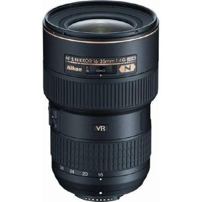 Nikon AF-S Nikkor 16-35mm f/4.0 G ED VR Weitwinkel Zoom...
