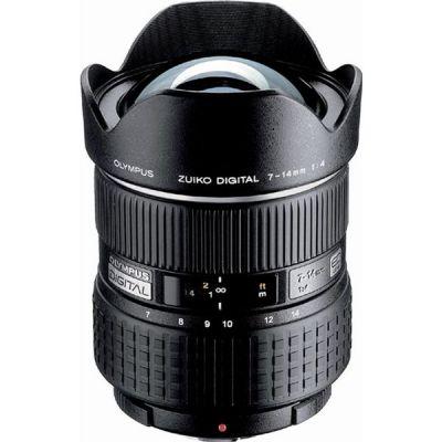 Olympus Zuiko 7-14mm f/4.0 ED Weitwinkel Zoom Objektiv