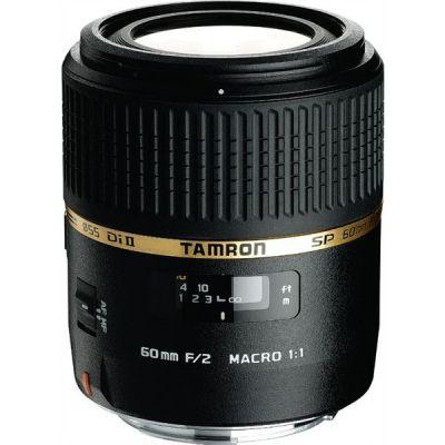 Tamron SP AF 60 f/2.0 Makro Di II Festbrennweite Objektiv...