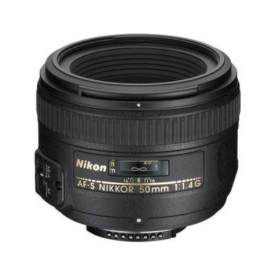 Nikon AF-S Nikkor 50mm f/1.4 G SWM Portrait Objektiv