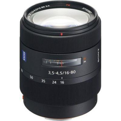 Sony 16-80mm f/3.5-4.5 ZA Standard Zoom Objektiv (SAL-1680Z)