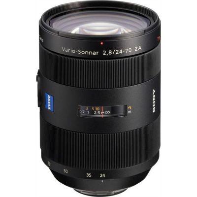 Sony 24-70mm f/2.8 ZA SSM (SAL-2470Z) Standard Zoom Objektiv