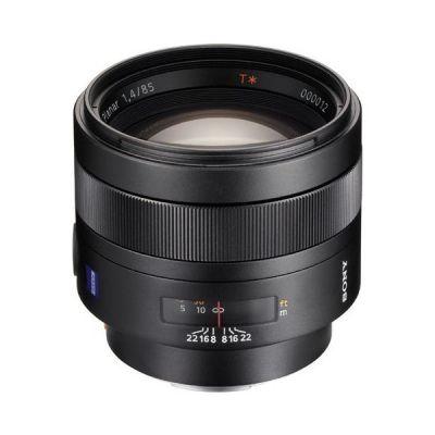 Sony 85mm f/1.4 ZA (SAL-85F14Z) Festbrennweite Portrait...