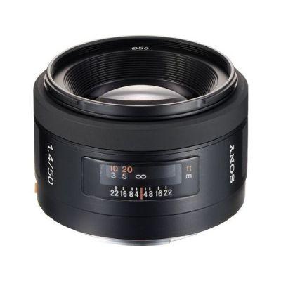 Sony 50mm 1.4 (SAL-50F14.AE) Festbrennweite Portrait...