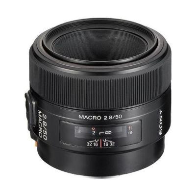 Sony 50mm f/2.8 Makro Objektiv (SAL-50M28)