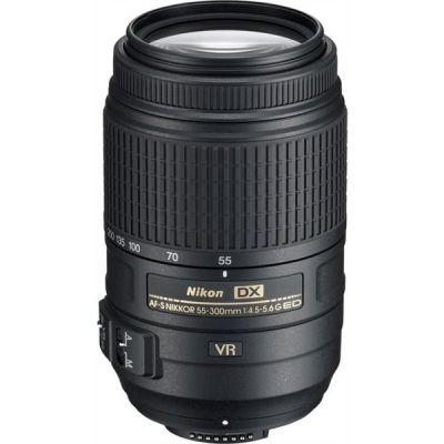 Nikon AF-S DX Nikkor 55-300mm f/4.5-5.6 G ED VR Tele Zoom...